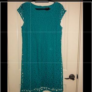 Beautiful Lace Sheath Dress